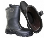 Leather safety boots Pesso S3