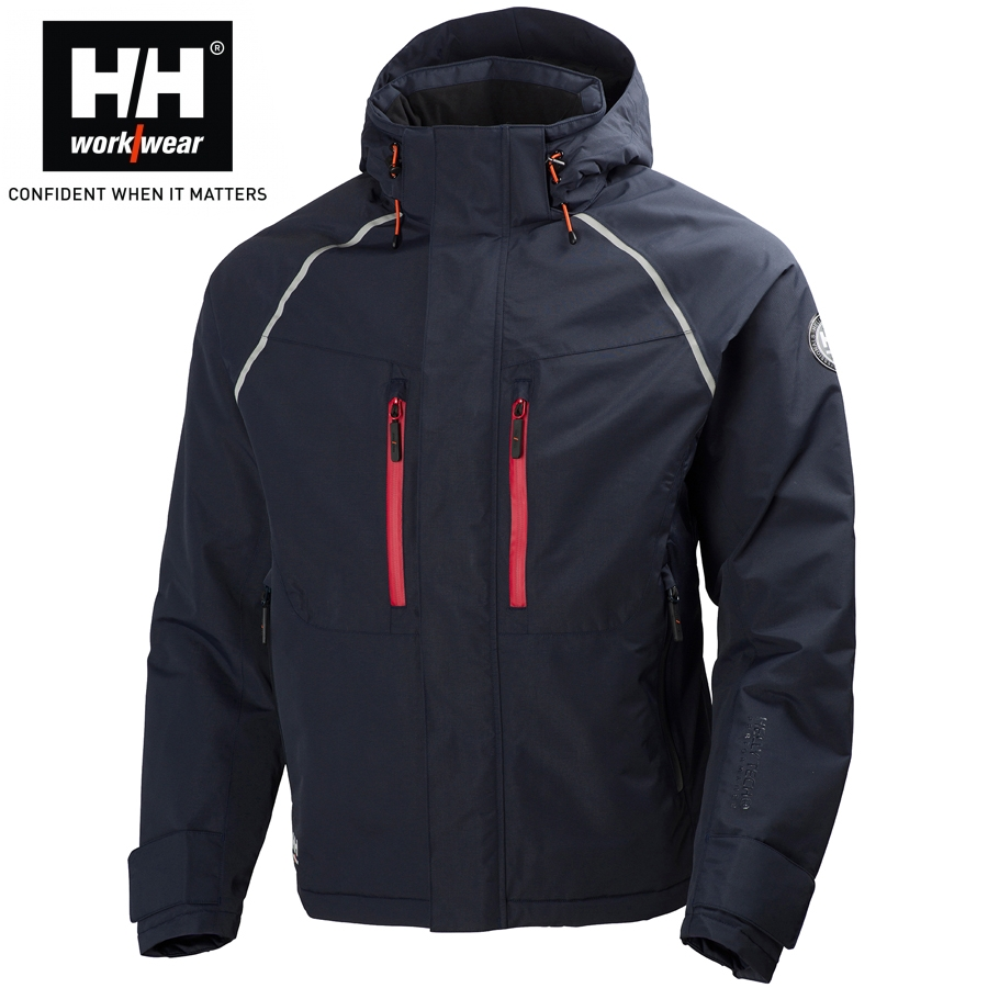winter jacket helly hansen arctic black. Black Bedroom Furniture Sets. Home Design Ideas