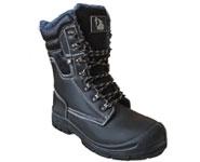 Odiniai darbo batai BLEIDD  S3 SRC