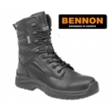Safety leather shoes BENNON COMMODORE O2