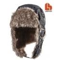 Šilta ausinė kepurė 584