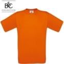 Short-sleeved T-shirt B&C 190, orange