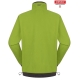 Warm Fleece Sweater Pesso, lime