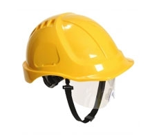 Helmet Portwest Endurance Plus PW54, yellow