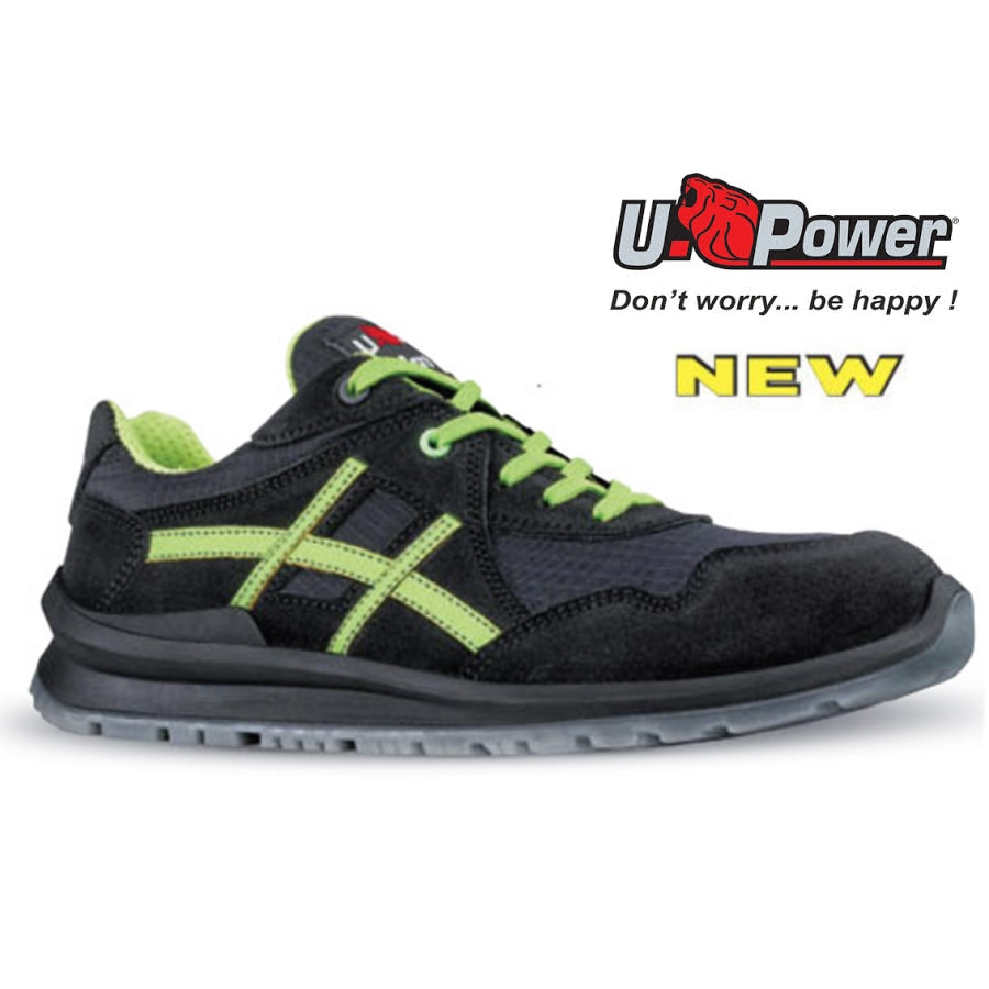 e82b3b7caafcc6 Safety Shoes BJORN S3 SRC U-Power