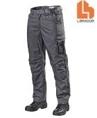 Рабочие брюки L.Brador 158PB, серыe