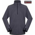 Warm  Thin  Fleece Sweater Pesso, grey