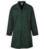 Workwear Coat Portwest 2852, žalias