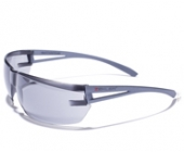 Safety Spectacles Zekler 36, grey LE Steel grey