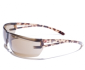 Safety Spectacles Zekler 36, grey LE Tortoiseshell