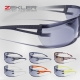 Safety Spectacles Zekler 36, yellow