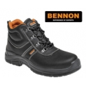 Safety leather shoes BNN Basic High S3