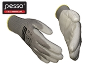 Working Gloves PU-dipped Pesso PU-Eko