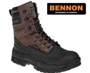 Кожаные рабочие ботинки BNN BKENTAUR S3