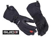 Теплые кожаные перчатки  5055W