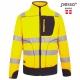 High Visibility Fleece Sweater Pesso FL01G