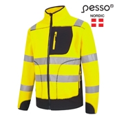 High Visibility Fleece Sweater Pesso FL01G