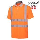 High Visibility  Sweater Pesso Florence, orange