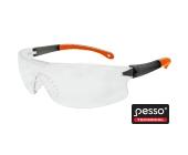 Защитные очки Pesso 92233 прозрачные