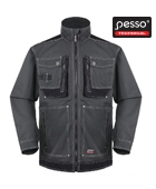 Workwear Jacket Pesso Canvas, grey