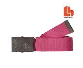 Textile Belt L.Brador 5003P, pink