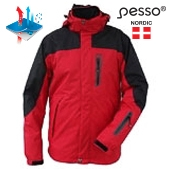 Waterproof Jacket Pesso, black