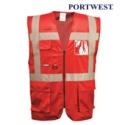 Executive vest Iona Portwest F476
