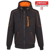 Classic zip through Hoodie Pesso Portland