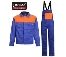 Workwear costume Pesso Cotton DK2KRO