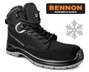 Рабочие ботинки BNN Ranger O2 SRC