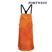 Leather welding apron Portwest SW10