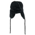 Šilta ausinė kepurė