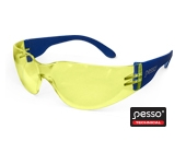 Safety Sectacles  Pesso ASCRACK, yellow