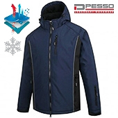 SoftShell Winter Jacket Pesso Otava, navy
