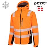 Водонепроницаемой ткани куртка Pesso CALGARY