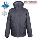 Waterproof Winter Jacket Pesso Tampere, black