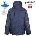 Waterproof Winter Jacket Pesso Tampere, grey