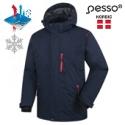 Waterproof Winter Jacket Pesso HELSINKI, black