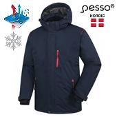 Теплая водонепроницаемая куртка PESSО Хельсинки Nordic Коллекция