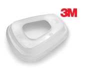 3M™ Filter Retainer 501, 100 EA/Case
