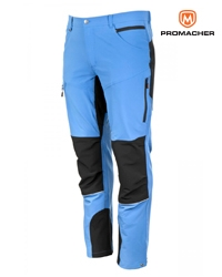 Outdoor stretch trousers Promacher Fobos, black