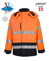 Waterproof Winter Jacket Pesso Nordic Collection HELSINKI