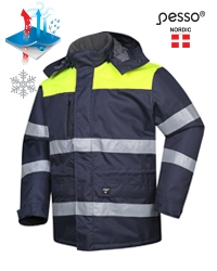 Waterproof Winter Jacket Pesso HANA