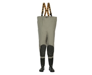 Fishing waders PVC