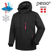 Waterproof Winter Jacket Pesso HELSINKI, navy