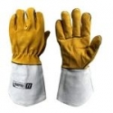 Welding glove in cow grain leather WELDEX 11