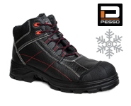 Safety leather shoes S3 Kevlar Pesso Arctic S3 SRC