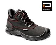 Odiniai darbo batai Pesso S3