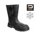 Leather safety boots Pesso  BSS2 S3 SRC