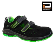 Safety sandals Pesso Belfast S1P